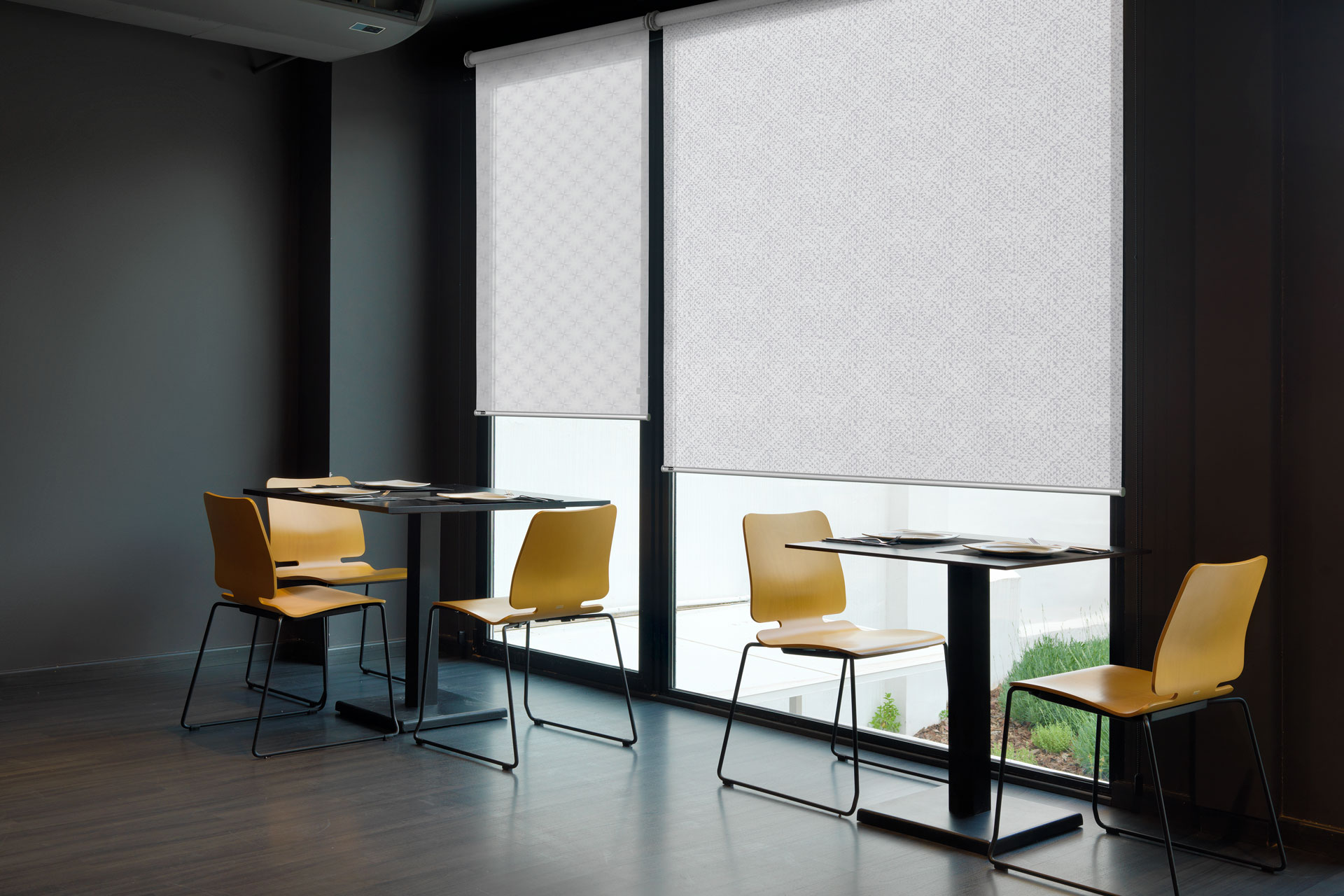Cortinas enrollables en Barcelona