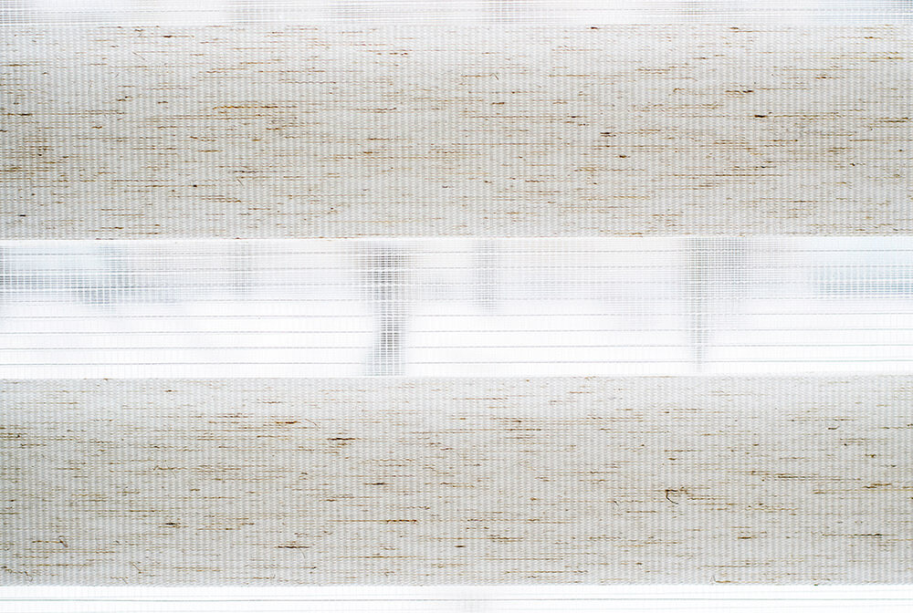 Detalle cortina roller zebra